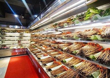 100+自选菜品区