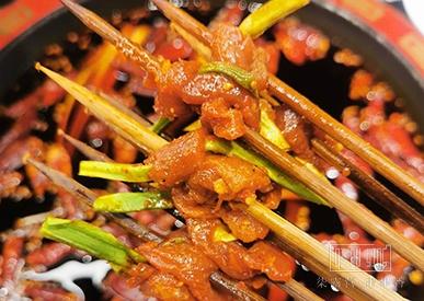 宁夏贡菜牛肉