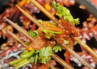 山西香菜牛肉